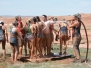 2014 Hurricane Mud Run Candids Photos