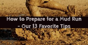 how to prepare for the Hurricane Mud Run