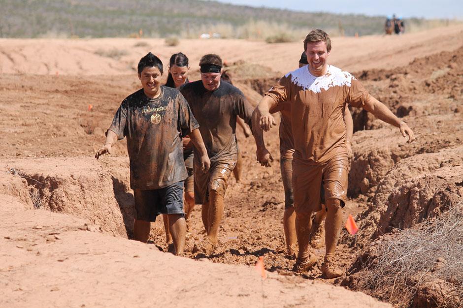 mud walkers